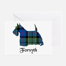Terrier - Forsyth Greeting Card