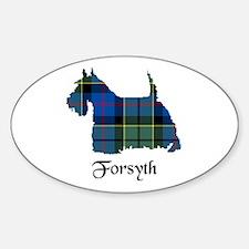 Terrier - Forsyth Sticker (Oval)