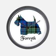 Terrier - Forsyth Wall Clock