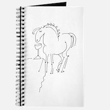 Pony Buddy Journal