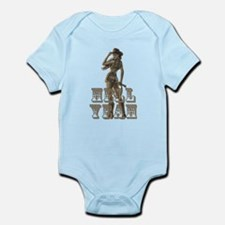 Hell Yeah Infant Bodysuit