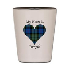 Heart - Forsyth Shot Glass