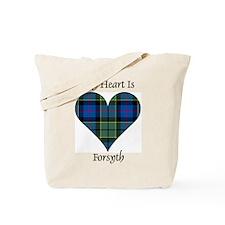 Heart - Forsyth Tote Bag