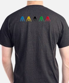 Track and Field Runners T-Shirt