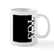 TGS Typography Mug