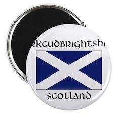 Cool Golf scotland Magnet