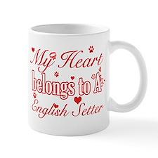 English Setter Dog Designs Mug