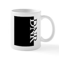 DNR Typography Mug