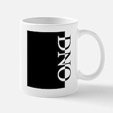 DNO Typography Mug
