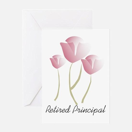 Retired Teacher IV Greeting Card