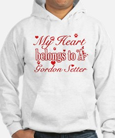 Gordon Setter Dog Designs Hoodie