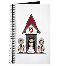 Princess & Crusader Knights Journal