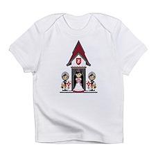 Princess & Crusader Knights Infant T-Shirt