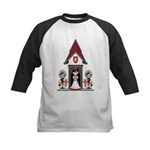 Princess & Crusader Knights Kids Baseball Jers