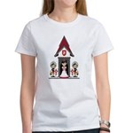 Princess & Crusader Knights Women's T-Shirt