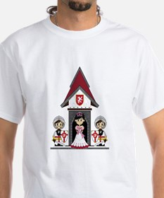 Princess & Crusader Knights Shirt