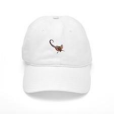 Stenciled Rat Baseball Cap