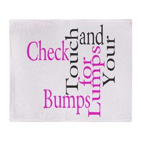 Touch your Bumps -- Breast Cancer Awareness Stadi