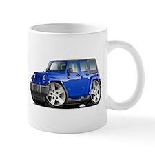 Wrangler Blue Mug