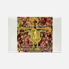 The Grapes of Wrath Rectangle Magnet