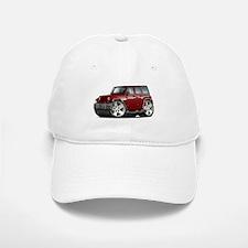 Wrangler Maroon Car Baseball Baseball Cap