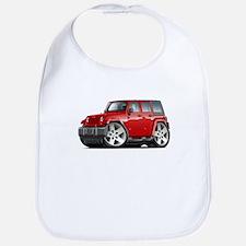Wrangler Red Car Bib