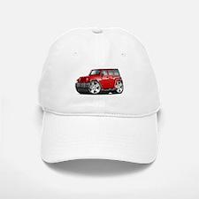 Wrangler Red Car Baseball Baseball Cap