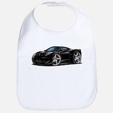 458 Italia Black Car Bib
