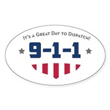Funny 911 Decal