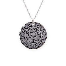 Unique Lace Necklace