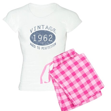 1962 Aged To Perfection Women's Light Pajamas