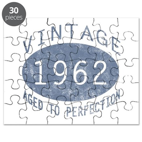 1962 Aged To Perfection Puzzle