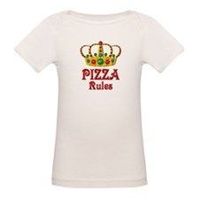 Pizza Rules Tee