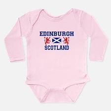 Edinburgh Long Sleeve Infant Bodysuit
