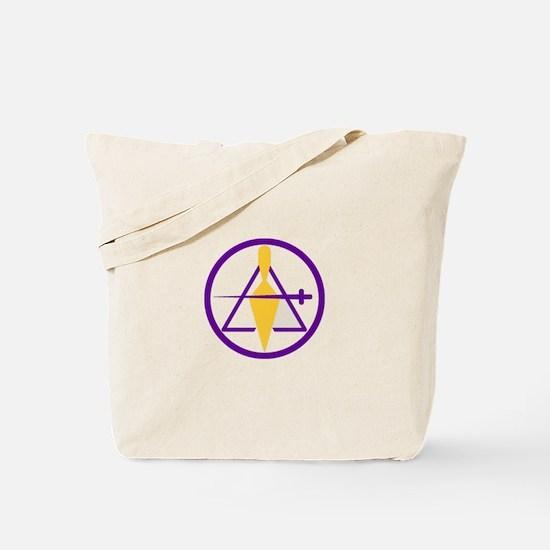 York Rite Cryptic Tote Bag