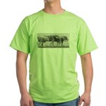 Travelling pack Green T-Shirt