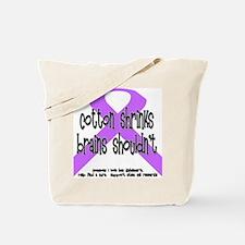 Alzheimer's - someone Tote Bag