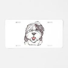 OE Sheepdog Aluminum License Plate