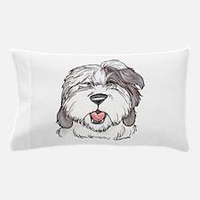 OE Sheepdog Pillow Case
