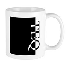 TEQ Typography Mug