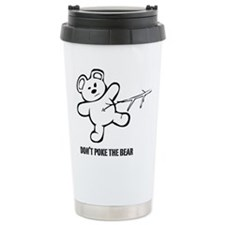 Don't Poke The Bear Travel Mug