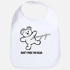 Don't Poke The Bear Bib