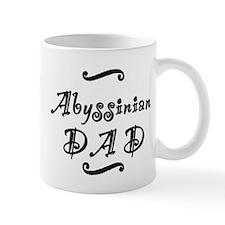Abyssinian DAD Mug