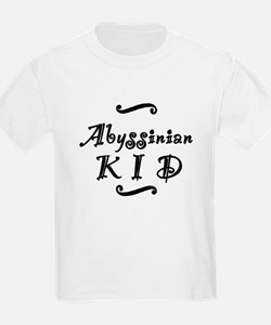 Abyssinian KID T-Shirt