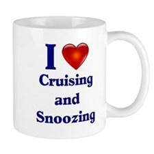 Cruising and Snoozing Mug