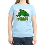 Ribbit Frog Women's Light T-Shirt