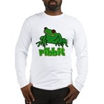 Ribbit Frog Long Sleeve T-Shirt