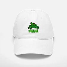 Ribbit Frog Baseball Baseball Cap