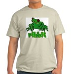 Ribbit Frog Light T-Shirt