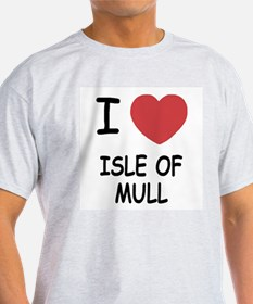 I heart isle of mull T-Shirt
